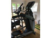 Precor Adaptive Motion Trainer (AMT) cardio cross trainer machine - nearly new