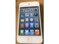 Ipod touch 4th gen- 8gb
