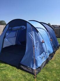Vango Icarus 5 man tent and accessories