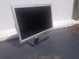 Dell moniter with built in web cam