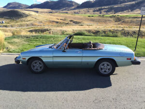 Fabulous original condition 82 Alfa Romeo Spider