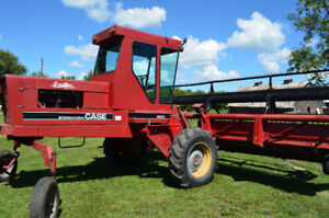 For sale Case International 4000 Swather