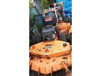 2 scag 48 mowers spares or repair