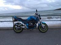 Suzuki bandit gsf 650 2006 16000 full service £2695!!!!!