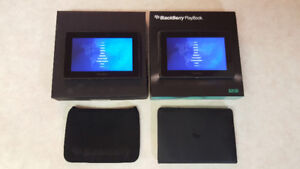 Blackberry Playbooks, HDMI Cables, and Magnetic Charger