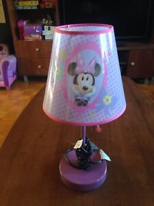 Lampe Minnie Mouse