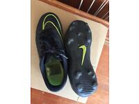 Nike football boots size 4.5