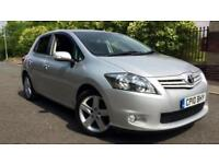2010 Toyota Auris 1.6 V-Matic SR 5dr Manual Petrol Hatchback