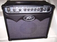 Peavey Vypyr guitar combo with bass option & fx