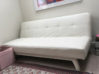 Futon from MADE--- barely used- like NEW