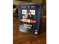 Season 1 Doctor Who Tardis Boxset