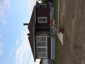House with detached garage for sale