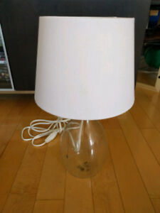 Mod little Ikea lamp - Pick up only - White