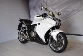 2010 - HONDA VFR 1200 F-A, EXCELLENT CONDITION, £5,900 OR FLEXIBLE FINANCE