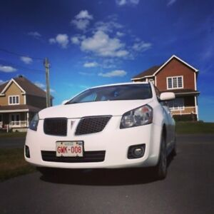 2010 Pontiac Vibe AWD (MAKE ME AN OFFER)
