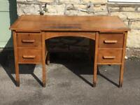 Old desk (free local delivery)