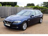 BMW 520D SE ESTATE CAR, FULL BMW SERVICE HISTORY