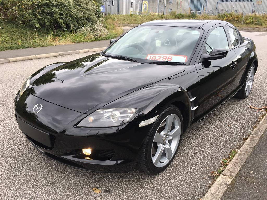 mazda rx8 231 1 previous keeper full history immaculate in church gresley derbyshire gumtree. Black Bedroom Furniture Sets. Home Design Ideas