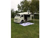 Unique Vintage Customised Camper