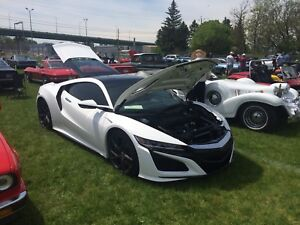 DEAL HUNTER'S,2017 ACURA NSX,LIKE NEW,AVAILABLE TODAY,BEST DEAL