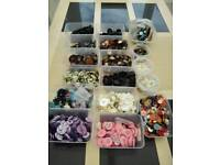 Hundreds of buttons