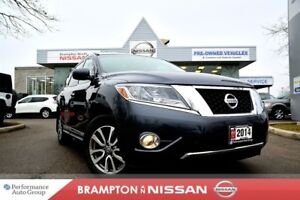 2014 Nissan Pathfinder SL *Leather|Heated seats|Rear cam*