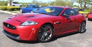 2013 Jaguar XKR-S COUPE -- 550 H.P MONSTER