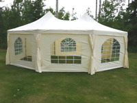 Hosting an Event? Rent a tent!