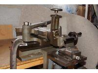 Hand Shaper for Metals - Model Engineers