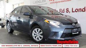 2014 Toyota Corolla SINGLE OWNER LE HEATED SEATS & BACKUP CAMERA
