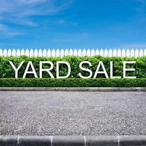 Yard Sale Sunday July 23rd