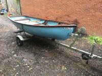 12 ft fishing boat