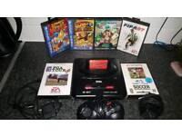 Sega mega drive 7 games