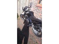Sinnis Stealth Black £750
