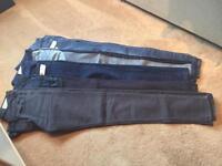Jeans all 26 waist 30 leg