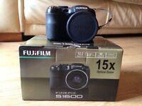 Fujifilm FinePix S1600 Digital Camera