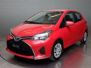 2015 Toyota Yaris LE A\C 5 PORTES
