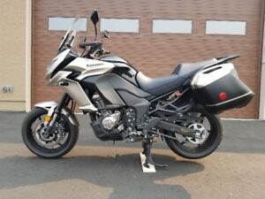 2016 KAWASAKI VERSYS 1000 ABS SPORT TOURING AS NEW. ONLY 1699KM