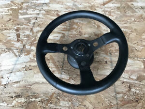 Grant Steering wheel with hub adapter