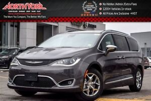 2017 Chrysler Pacifica Limited|Adv. SafetyTec,Uconnect Theater P