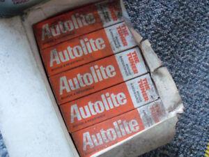 5 Fram Autolite Spark Plugs 725