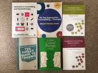 Counselling/Psychotherapy Books - New/USED from £4 each