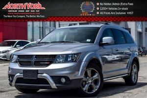 2016 Dodge Journey Crossroad 4x4|7-Seater|Nav|Backup Cam|Sunroof
