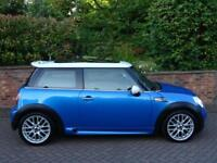 2006 56 Mini Mini 1.6 ( 175bhp ) ( Chili Pack) Cooper S..HIGH SPEC..STUNNING !!