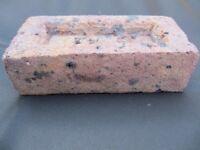 280 Dark Facing and 70 Claret Bricks - Ideal for Garden Landscaping