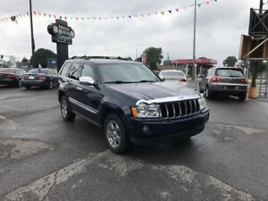 Jeep Grand Cherokee Limited-DVD-CUIR-TOIT-5.7L HEMI 2005