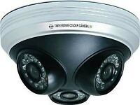 CCTV , ALARMS,TRIPLE LOCK SECURITY