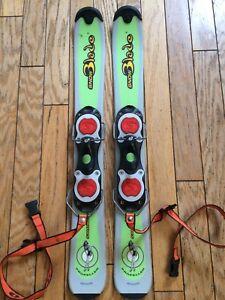 Snow Blades