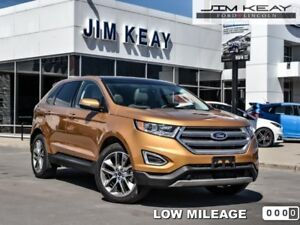 2016 Ford Edge Titanium  - $115.90 /Week - Low Mileage