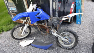 Yamaha YZ85 for parts